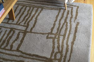 Diagram rug series